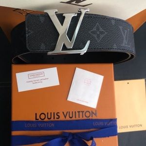 Louis Vuitton Initiales Reversible